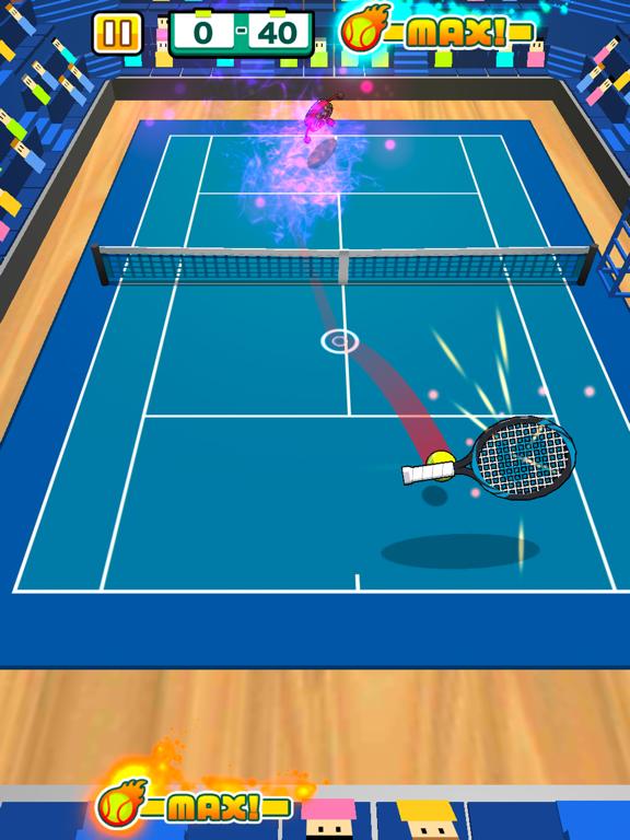 机でテニスのおすすめ画像7