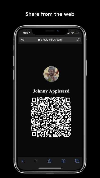 DigiCard: Digital Card screenshot-4