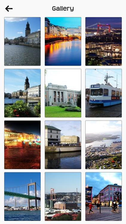 Gothenburg Visitor Guide screenshot-4