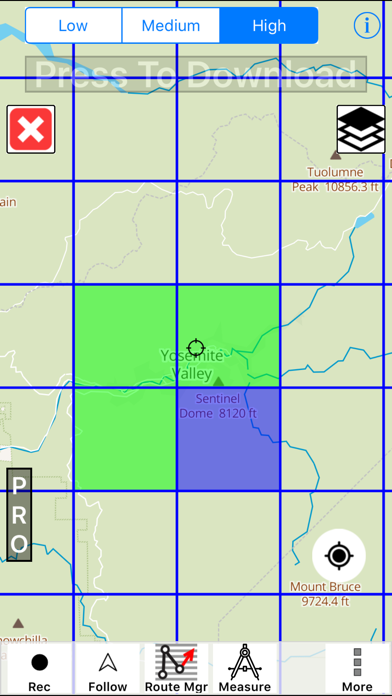 i-Hunting : GPS Maps App Screenshot