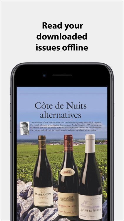 Decanter Magazine INT screenshot-4
