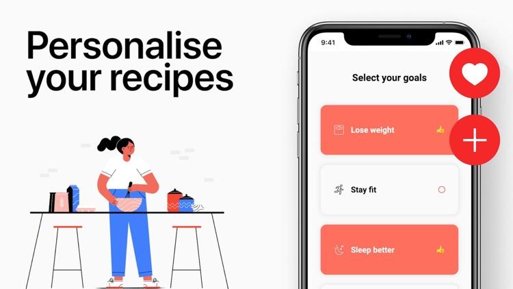 Chicken recipes app