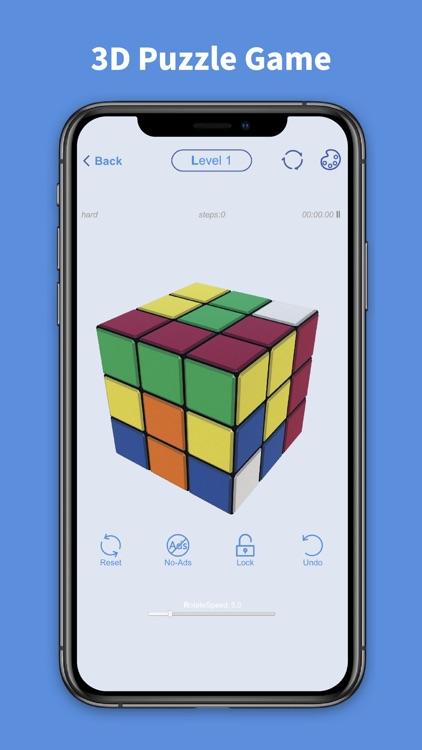 Rubiks Cube-Numpuz Puzzle Game screenshot-3