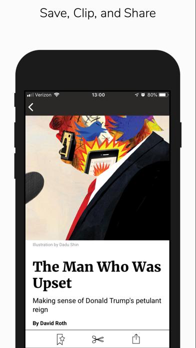 New Republic review screenshots
