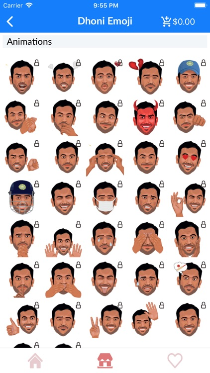 IPL Cricket Emoji Stickers screenshot-4
