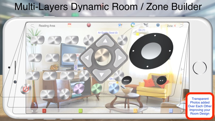 HOS SmartHome for HomeKit Live screenshot-5