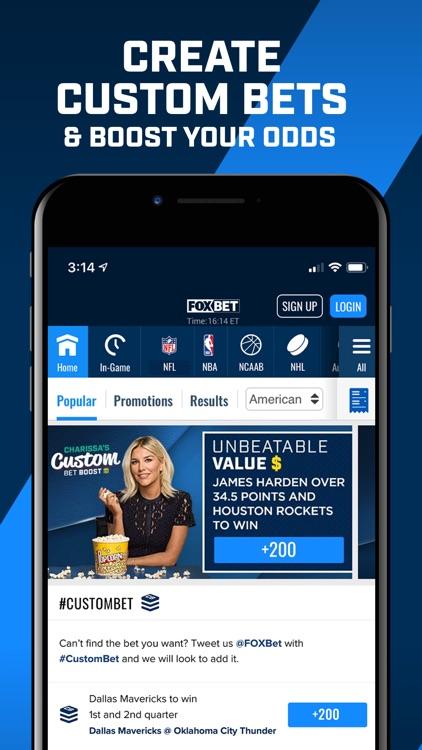 FOX Bet Sportsbook & Casino NJ screenshot-3