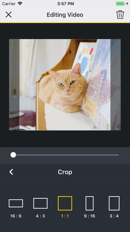 MixClip - Video Editor screenshot-3