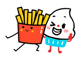 Animated Food: Meal Friends