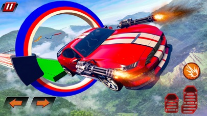 Crazy Shooting Car Stunts Sim screenshot 9