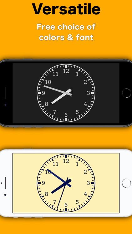 Simply Clock - Analog