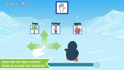 ASL Handshape Games screenshot #2