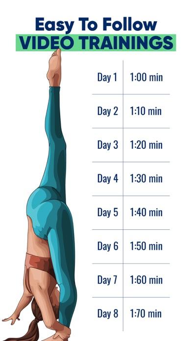 Screenshot for BetterMe: Yoga for Weightloss in Czech Republic App Store