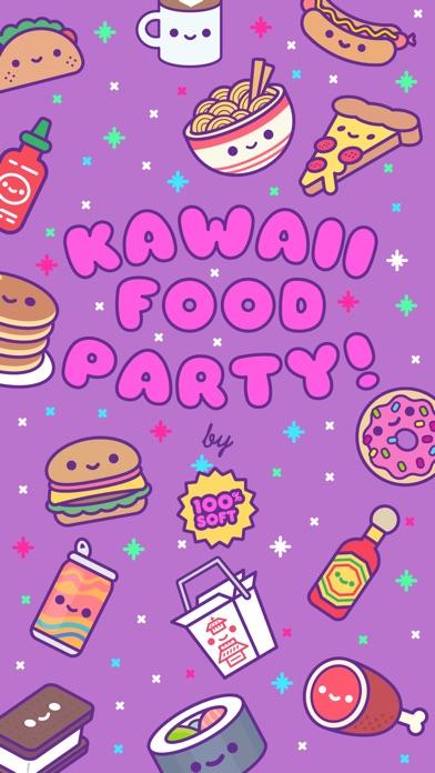 Kawaii Food Party