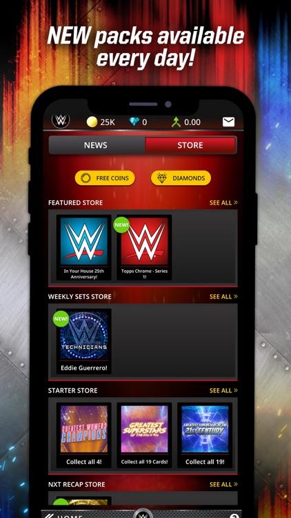 TOPPS WWE SLAM: Card Trader screenshot-8