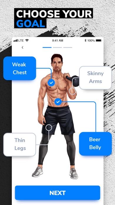 download BetterMen: Workout Trainer