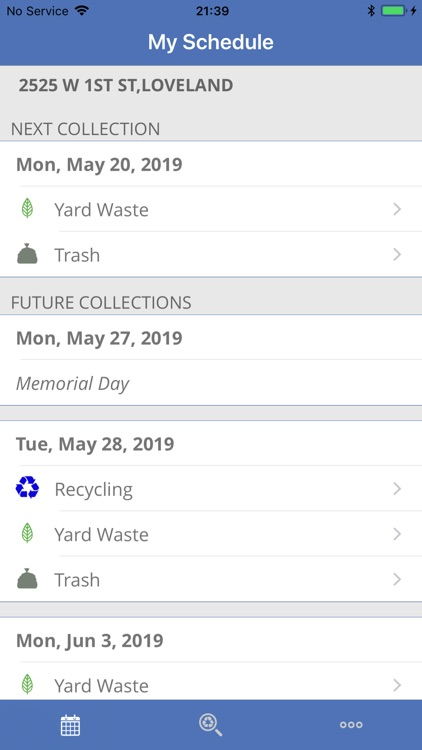 Loveland Recycling and Trash