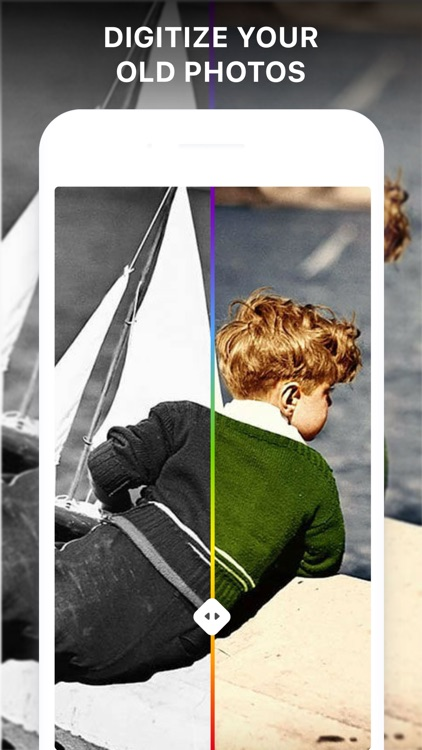 Vintage Photo Editor. Effects