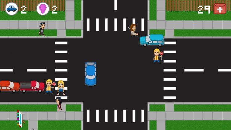 Crosswalk: The Game screenshot-5