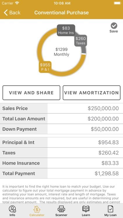 American Home Mortgage screenshot-3