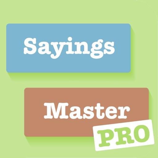 Proverbs & Sayings Master Pro