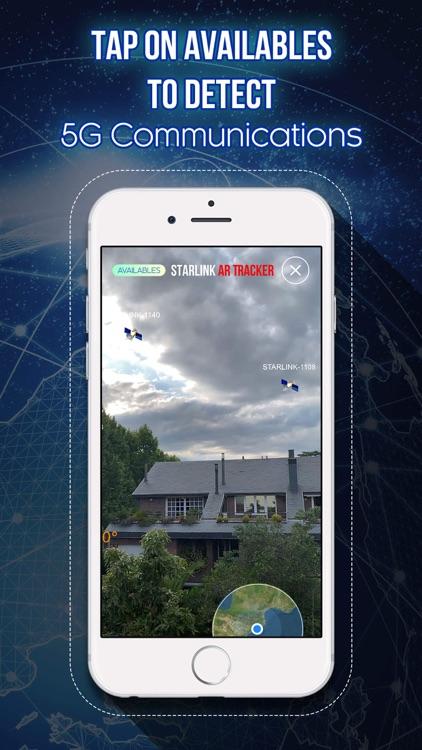 Starlink AR Tracker screenshot-3
