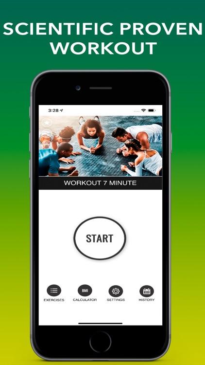 Workout 7 minute screenshot-0