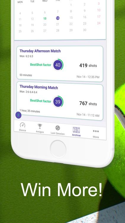 Best Shot Tennis Tracker screenshot-6