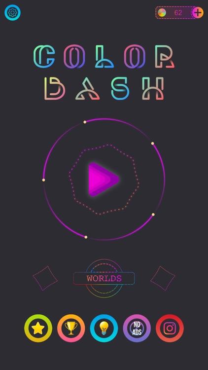 +Colour Dash+
