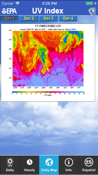 EPA's SunWise UV Index | App Price Drops