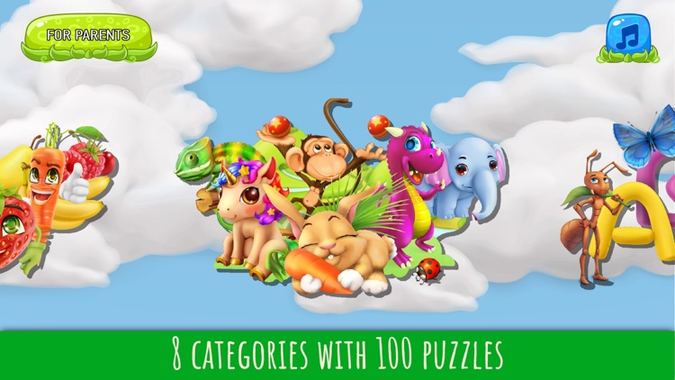 MGKidsPuzzle: games for kids screenshot-3
