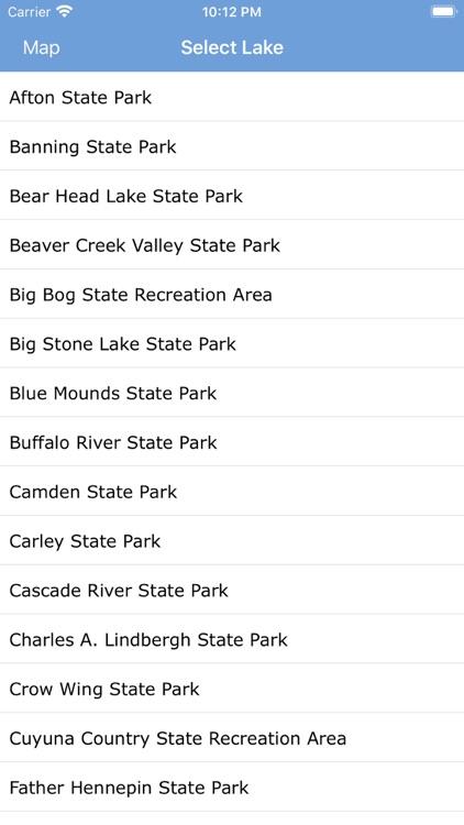 Minnesota State Parks & Areas screenshot-3