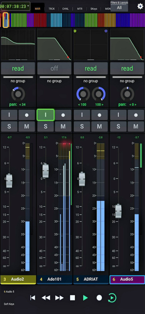 Avid Control Screenshot