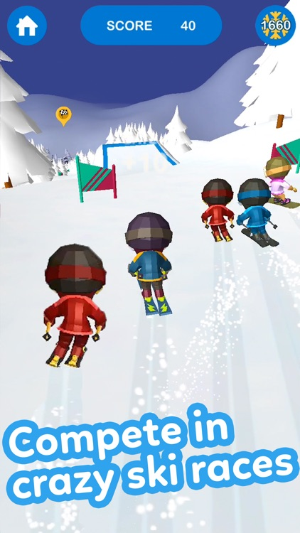 Downhill Chill screenshot-0