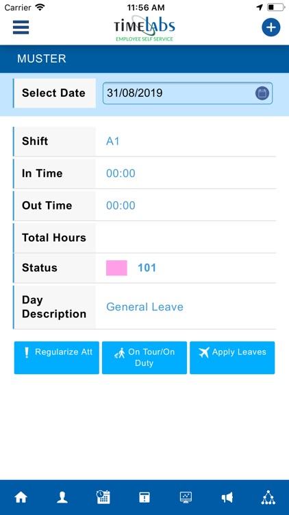 Timelabs Employee Self Service screenshot-4