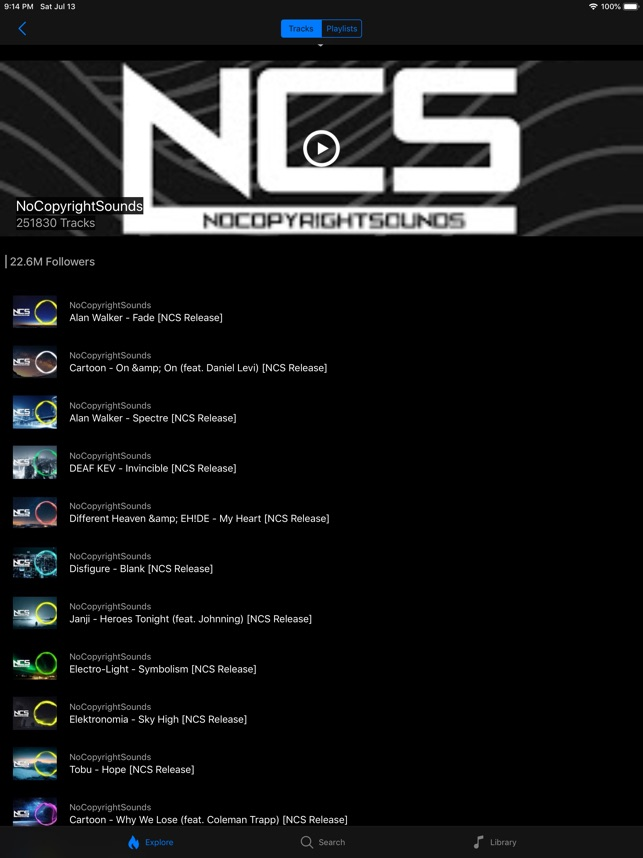 Ncs Visualizer Download