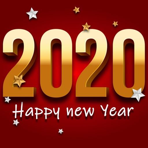 Happy New Year Photo & Frames