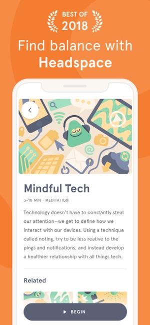 Headspace: Meditation & Sleep on the App Store