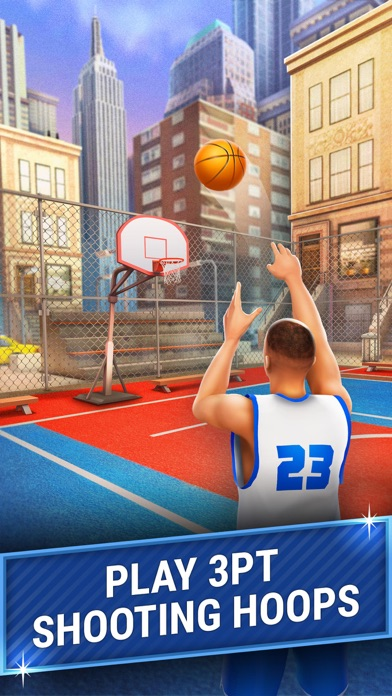 3pt: 3 Point Shooter Challenge Screenshot
