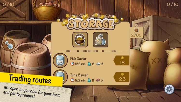 Virtual Pet Dino and Farm. screenshot-4