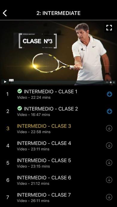 World Mastery screenshot three