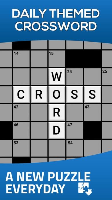 Daily Themed Crossword Puzzle Revenue Download Estimates Apple