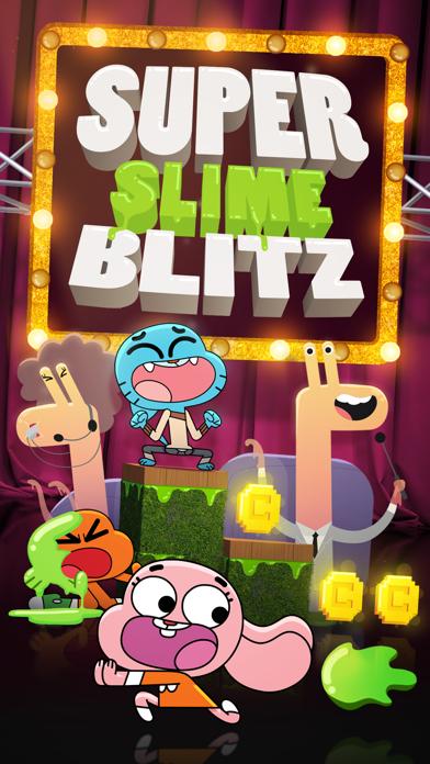Gumball Super Slime Blitz