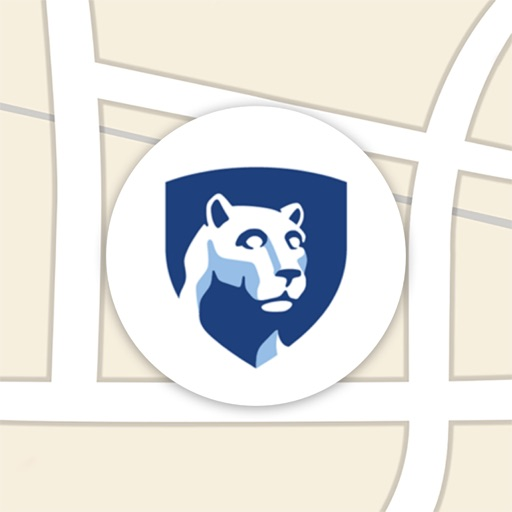 Penn State Campus Maps
