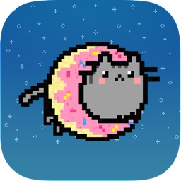 Flying Flappy Cat
