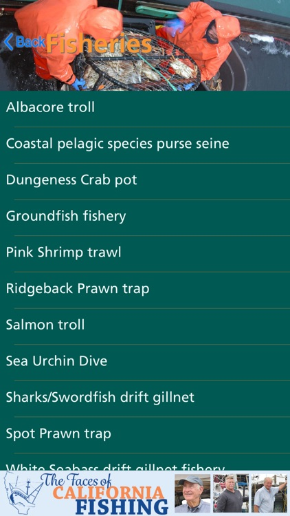 FishLine® Local Seafood Finder screenshot-8