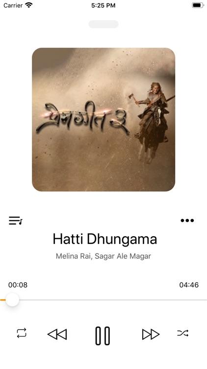 Geet - Music unlimited screenshot-7