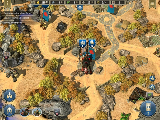 SpellForce - Heroes & Magic screenshot 9