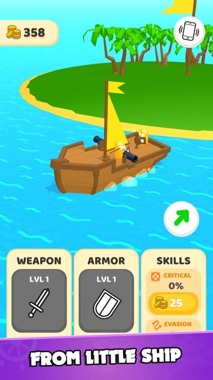 Sea Invaders! screenshot-3
