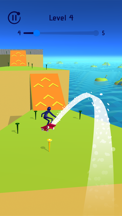 Skate Drifter 3D screenshot 3